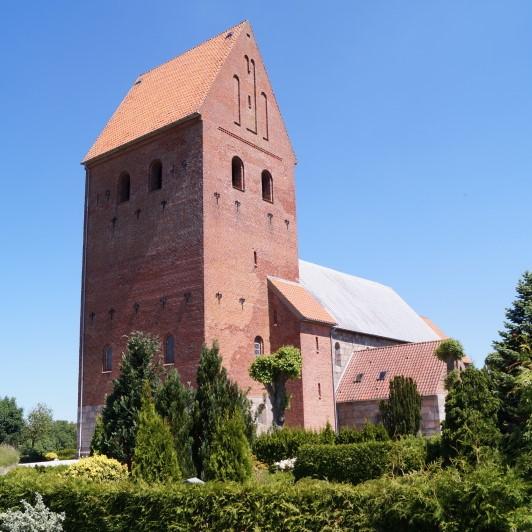 Vamdrup Kirke går med i fællesansøgningen