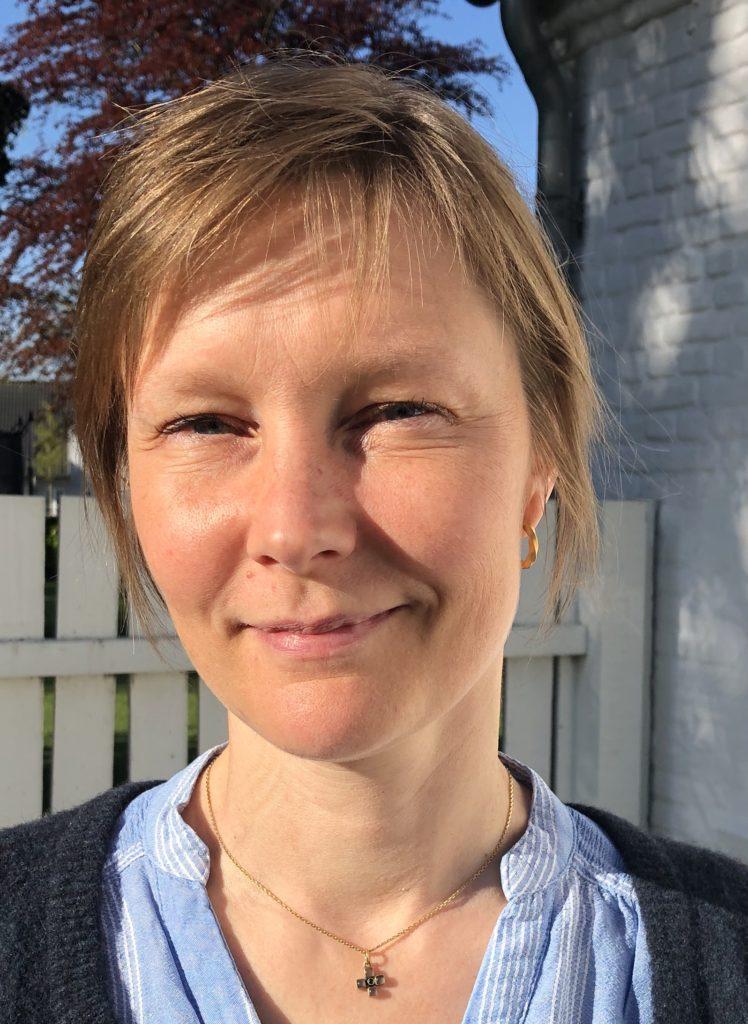Maria Frederiksen ny hjemmehjælpspræst